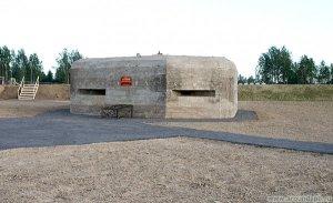 Каур - карельский укрепрайон